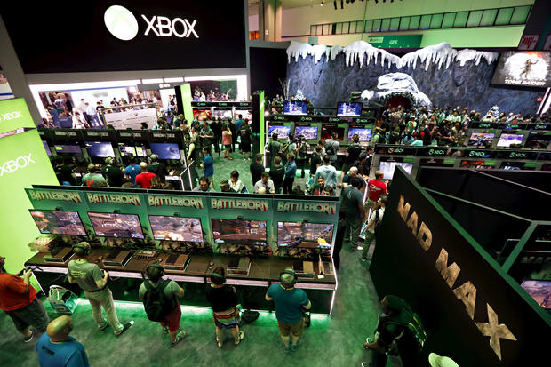 E3 video game expo