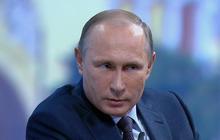 Charlie Rose talks to Russian President Vladimir Putin