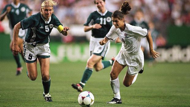 Soccer's top women players
