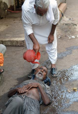 Deadly Pakistan heat wave