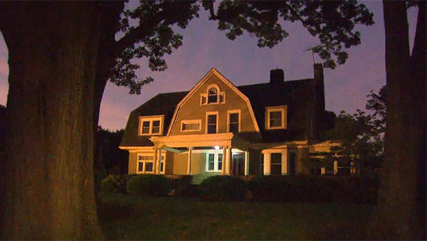 Terrifying letters forced a Westfield, New Jersey, family to flee their new home.