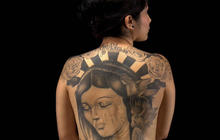 Tattoos: Putting the art in body art