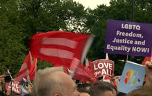 Three states are holding out after Supreme Court's same-sex marriage ruling