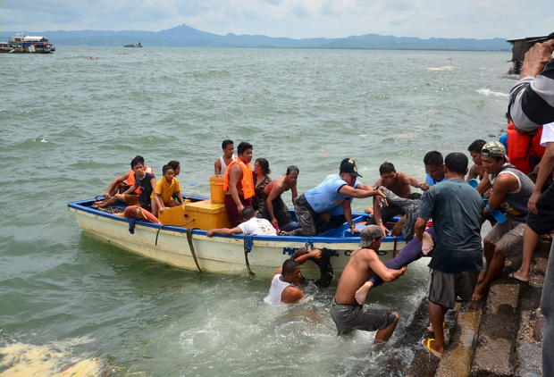 Deadly Philippines ferry accident
