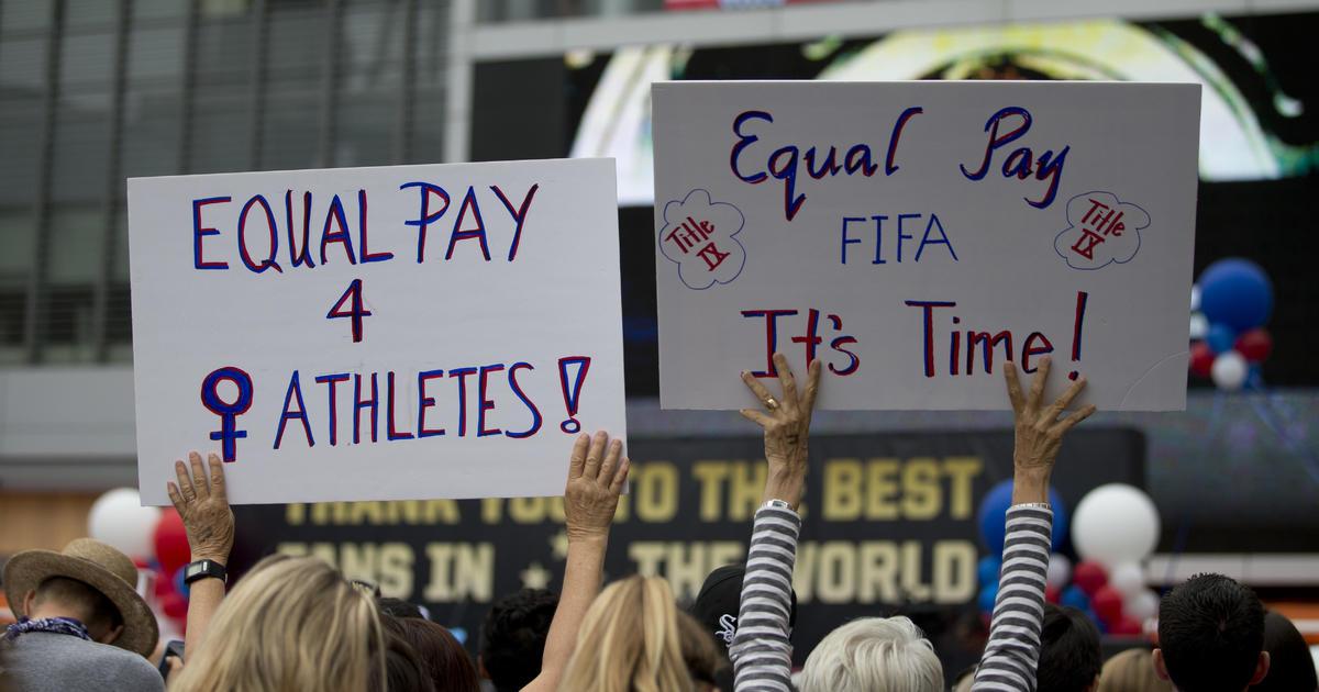 Is U.S. women's soccer getting shortchanged?