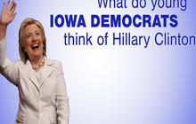 Are young Iowa Democrats ready for Hillary?