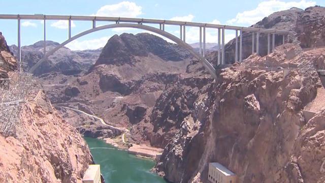 Las Vegas uncaps Lake Mead's