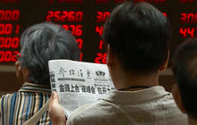 China stocks rebound, but investors hit hard