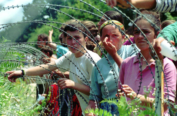 20th anniversary of Srebrenica massacre