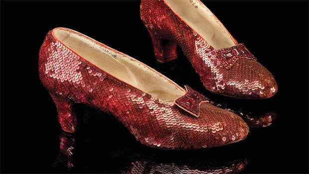 Dorothy S Red Shoes Smithsonian
