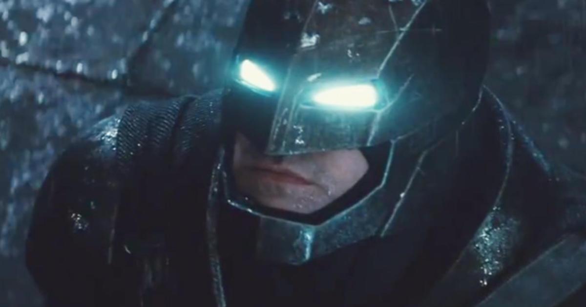 Comic Con New Batman V Superman Trailer Released