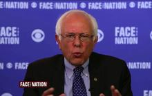 "Sanders: ""I am a great fan of Pope Francis"""