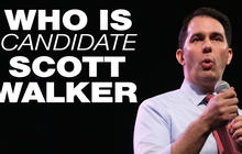 Who is presidential candidate Scott Walker?