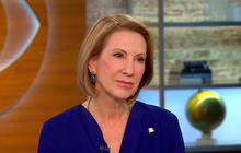 GOP candidate Carly Fiorina on Iran nuclear deal, Hillary Clinton