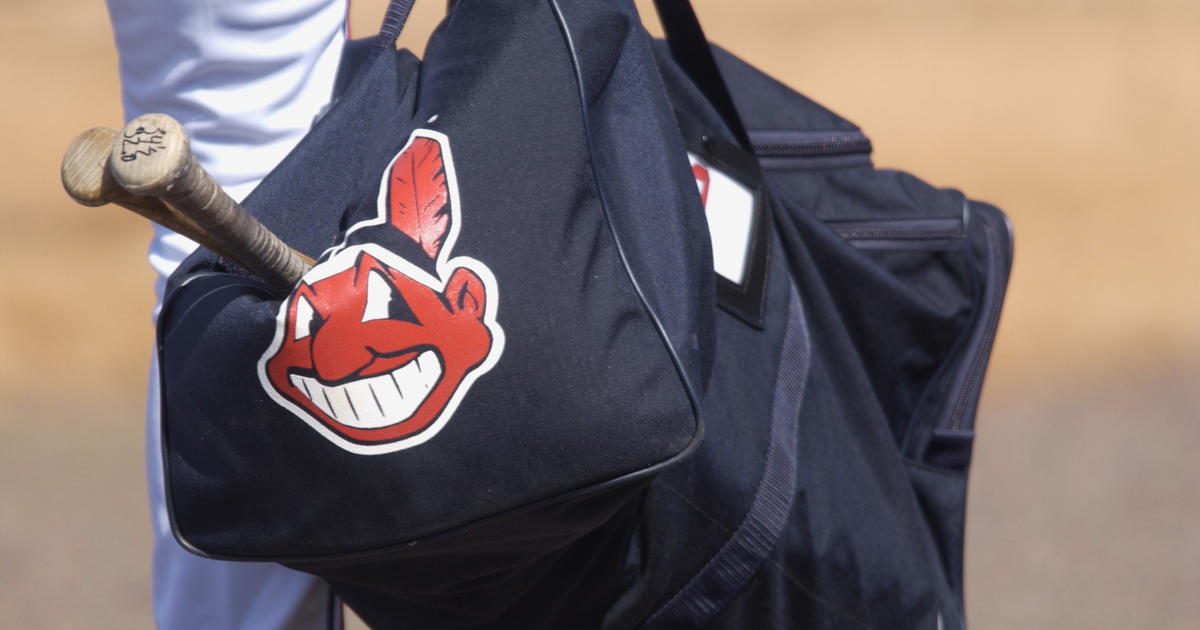 af26f4588 Cleveland Indians to drop controversial Chief Wahoo logo from uniforms in  2019 - CBS News