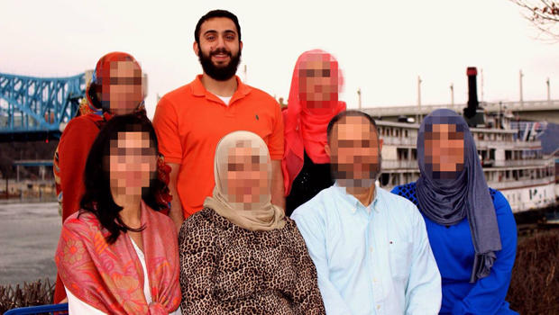 Muhammad Youssef Abdulazeez is seen in a group in this undated photo from his Facebook page.