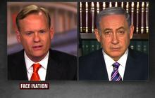 """Israeli Prime Minister: Nuclear deal is """"biggest security problem we face"""""""