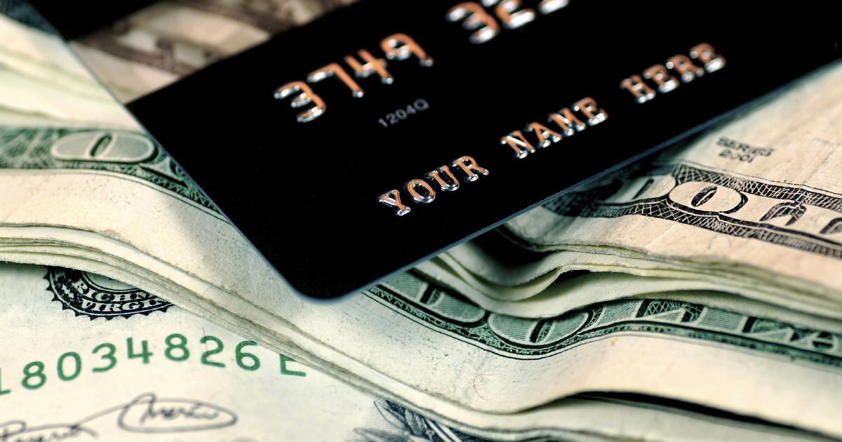 The best and worst things to charge on your credit card - CBS News