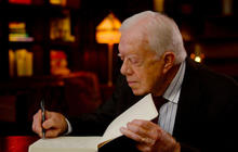 """President Jimmy Carter's """"Note to Self"""""""