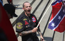 Legacy of hate: KKK rally fuels dialogue about race relations in U.S.