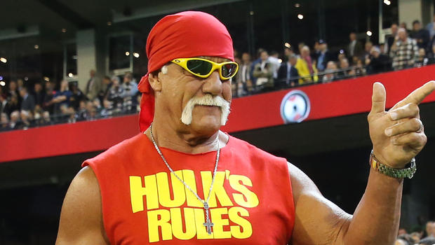 Hulk Hogan is also�engaged in several charity activities