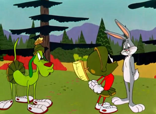 Happy 75th birthday, Bugs Bunny!