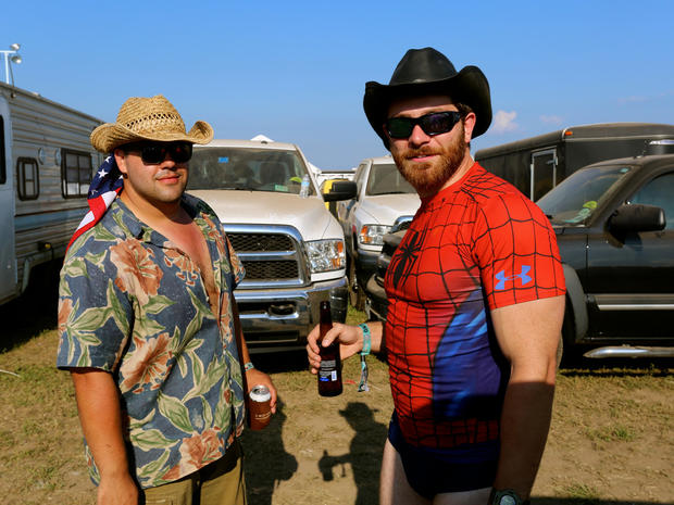 Country Thunder 2015