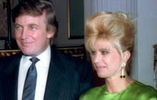 """Trump's ex-wife: rape story is """"without merit"""""""