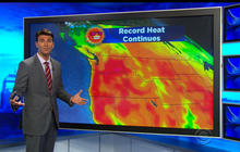 Severe heat across the country