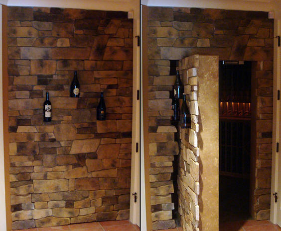 Secret Basement Room Columbus Ohio Homes With Hidden