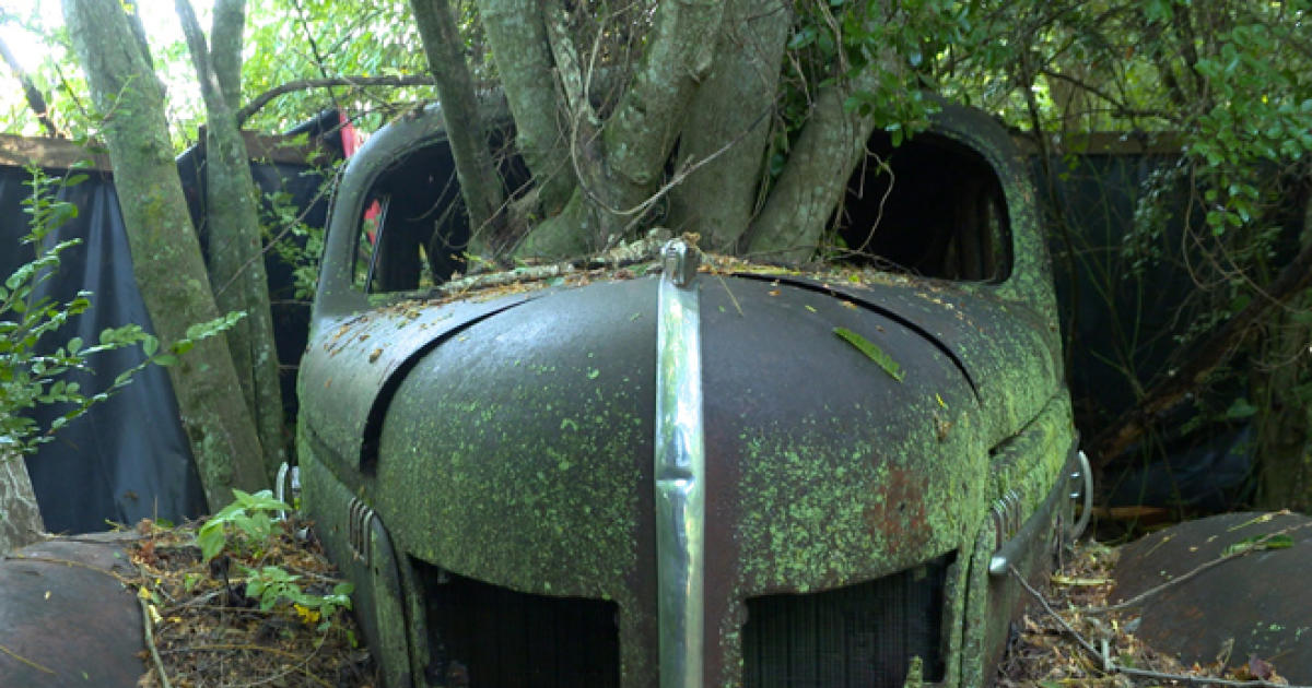 Old Car City USA: A celebration of rust and roots - CBS News