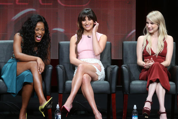 Big reveals and stars at TCA tour