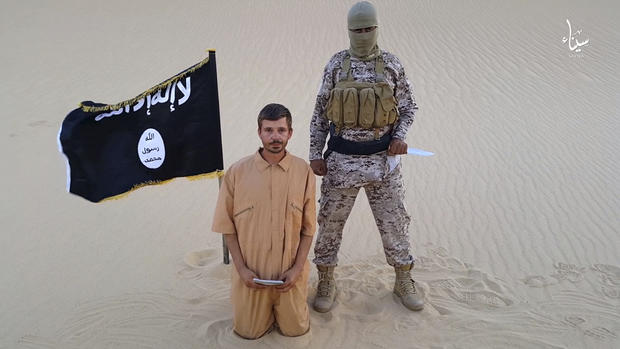 Held by ISIS