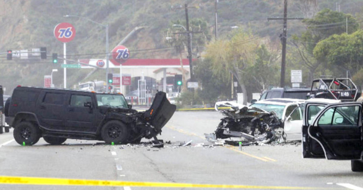 Jenner In Fatal Car Accident