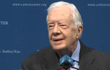 Jimmy Carter provides details about cancer diagnosis