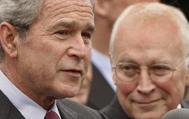 Cheney on Bush