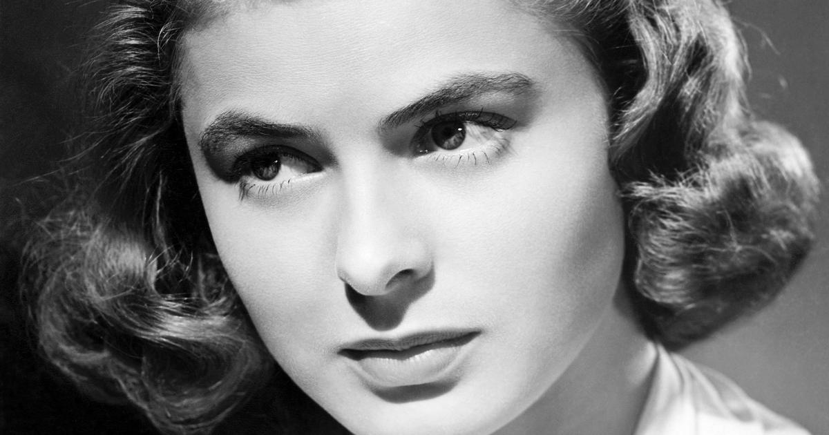A screen legend ingrid bergman at 100 pictures cbs news for Ingrid house