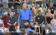 "Jeb Bush blasts Trump as ""pessimistic"""