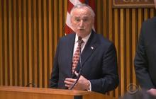NYPD apologizes for James Blake takedown