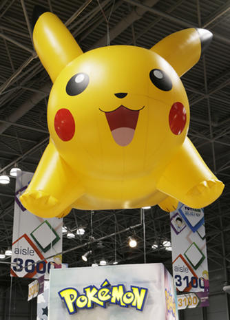Pokemon Go: Wild tales of the video game craze
