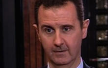 "Bashar Assad responds to ""butcher"" allegations"