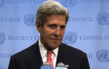 Kerry to Pelley: U.S. not lifting Iran sanctions until we know about nuke program
