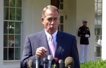 Boehner announces support for Syria strike