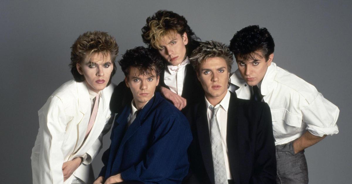 Portfolio Duran Duran Cbs News