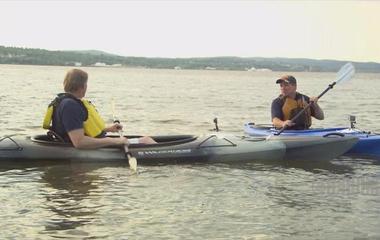 Kayaking the Hudson: A treacherous trip