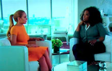 Oprah on Lindsay Lohan interview: She was honest, showed up early