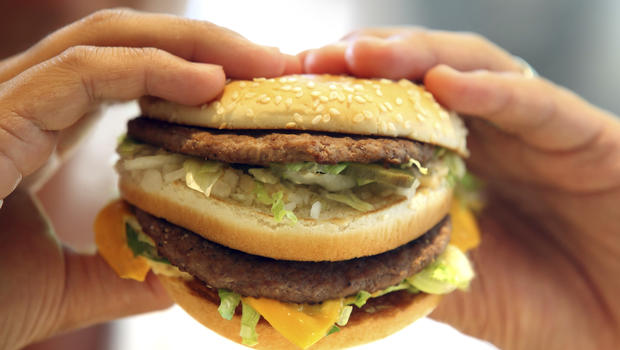 1 in 3 United States adults eat fast food each day