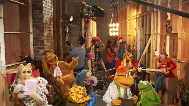 """The Muppets"" make a comeback"