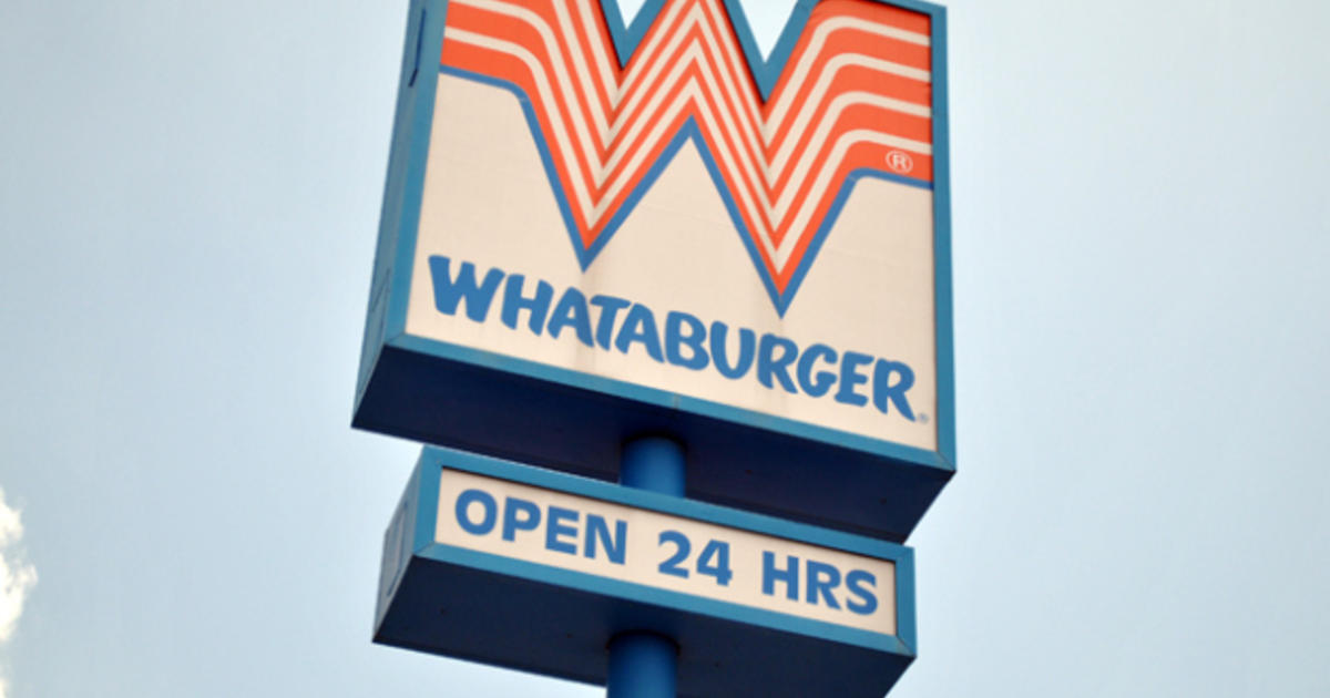texas whataburger accused of denying service to police officers cbs news - Is Whataburger Open On Christmas Day