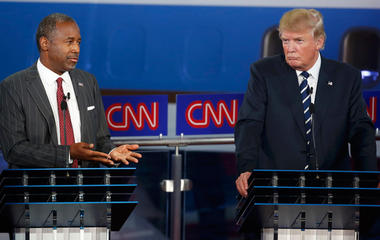 2015 Republican debates: What the GOP candidates had to say about vaccines